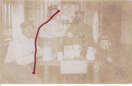 ( 62 ) - Hénin-Liétard Gemütlichen Abend   Carte Photo Allemande 1° Guerre - Frankreich