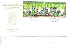 Scoutisme ( FDC De Lybie De 1982 à Voir) - Movimiento Scout
