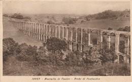 MONTALTO DI CASTRO - ARCHI DI PONTECCHIO - Viterbo