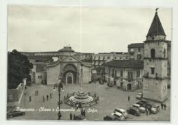 BENEVENTO - CHIESA E CAMPANILE DI S.SOFIA - NV   FG - Benevento