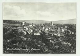 PONTELANDOLFO - PANORAMA VIAGGIATA  FG - Benevento