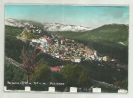 MORCONE - PANORAMA  - VIAGGIATA  FG - Benevento