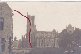 ( 62 ) - Laventie Kirche  Carte Photo Allemande 1° Guerre - Frankreich