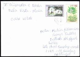 Cover - Bela Vista, Praia, Cabo Verde To Pendão, Queluz, Portugal - Islas De Cabo Verde