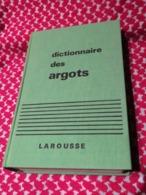 """DICTIONNAIRE HISTORIQUE DES ARGOTS FRANCAIS""""Librairie Larousse""""Gaston Esnault""""très Bon état - Dictionaries"""