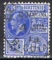 COLONIES ANGLAISES-GUYANE 116 - Britisch-Guayana (...-1966)
