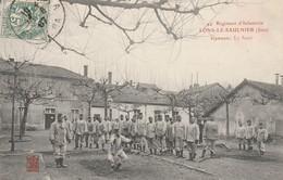 Lons Le Saunier - 44ème Régiment D'infanterie - Gymnase - Le Saut - Lons Le Saunier