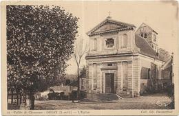 Orsay Vallée De Chevreuse L'Eglise - Orsay