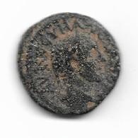 Bronze D'Alexandre Sévère Frappé à Philomelion En Phrygie - Romane