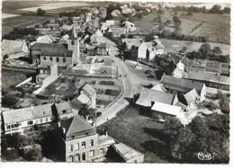 59. Nord, Sailly-lez-Lannoy, Vue Aérienne (Eglise, Grand' Place) - France
