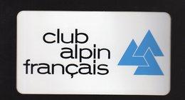Mai20  88220    Autocollant  Club Alpin Français - Adesivi