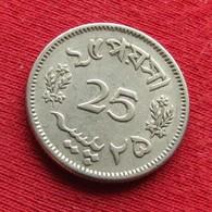 Pakistan 25 Paisa 1964 KM# 22  *V1 Paquistao - Pakistan