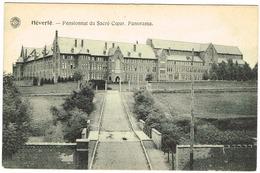 Héverlé - Pensionnat Du Sacré-Coeur - Panorama  Br28C - Oud-Heverlee