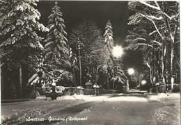1298 - AMATRICE - Giardini (Notturno). - Rieti