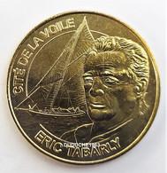 Monnaie De Paris 56.Lorient-Tabarly Cité De La Voile 2008 - Monnaie De Paris