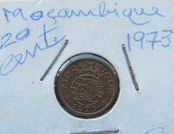 MOZAMBIQUE 20 CENTAVOS 1973 - Mozambique