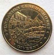 Monnaie De Paris 27.Giverny - Fondation Claude Monet 2003 - Monnaie De Paris
