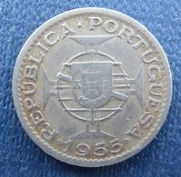 Mozambique 2$50 Escudos 1955 - Mozambique