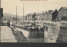 PK 13/ MARCHIENNE AU PONT   QUAI DE LA SAMBRE - Cartes Postales