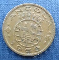 Angola 1 Escudos 1956 - Angola