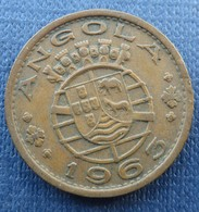 Angola 1 Escudos 1963 - Angola