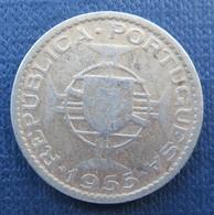 Angola 10 Escudos 1955 - Angola