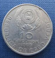 Cabo Verde 10 Escudos1982 - Cape Verde