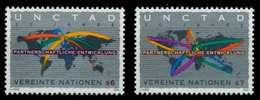 UNO WIEN Nr 176-177 Postfrisch X92A572 - Centre International De Vienne