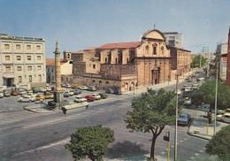 (F648) - SASSARI - Piazza Sant'Antonio Con La Colonna-fontana Tavolara - Sassari