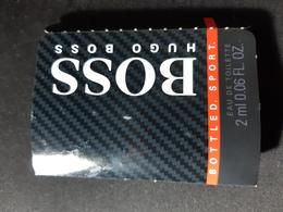 Campione EchantillonParfum UGO BOSS Bottled Sport - Perfume Samples (testers)