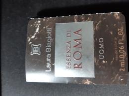 Campione Echantillon ParfumLaura Biagiotti Essenza Di Roma - Perfume Samples (testers)