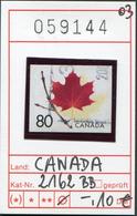 Kanada - Canada - Michel 2162 BB - Oo Oblit. Used Gebruikt - - 1952-.... Règne D'Elizabeth II