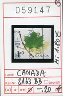 Kanada - Canada - Michel 2163 BB - Oo Oblit. Used Gebruikt - - 1952-.... Règne D'Elizabeth II