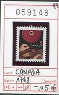 Kanada - Canada - Michel 1768 - Oo Oblit. Used Gebruikt - - 1952-.... Règne D'Elizabeth II
