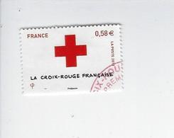 Au Profit De La Croix-Rouge Solidarité 4821 Oblitéré 2013 - Oblitérés
