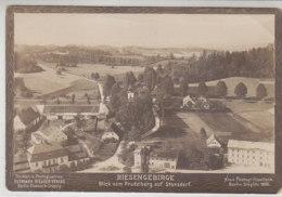 Riesengebirge - Blick Vom Prudelberg Auf Stonsdorf  / Altersspuren - Schlesien