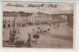 Vyskov - Masarykovo Namenti - Wischau - Masaryk-Platz - Czech Republic