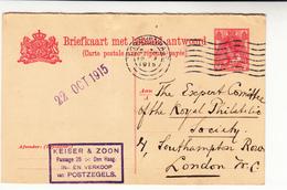 G.B. / Royal Philatelic Society / Holland / Stamp Dealers / W.W.I. - 1902-1951 (Kings)