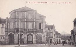 10 CAZERES SUR GARONNE                         La Mairie - Autres Communes