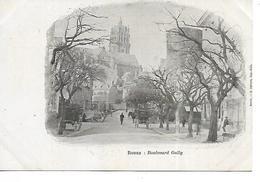 12 - RODEZ - Boulevard Gally  (Précurseur, Années 1900) - Rodez
