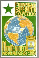 32120 B - KONGRESO NEDERLANDO 54 - Periodo 1949 – 1980 (Juliana)