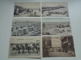 Lot De 20 Cartes Postales De Belgique  Blankenberge     Lot Van 20 Postkaarten Van België   - 20 Scans - Postcards