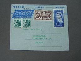 Südafriak Aerogramme 1966 - Afrique Du Sud (1961-...)