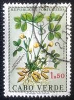 Portugal - Cabo Verde - (o) Used - 1968 - Pinda - Vegetables