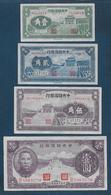 CHINE - 4 Billets De 1940 - China