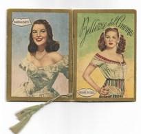 94340) CALENDARIETTO DEL 1952-BELLEZZE DEL CINEMA - Calendars