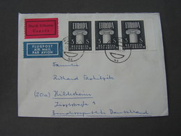 Europa Cv. 1961 MeF  Express - 1945-.... 2ª República