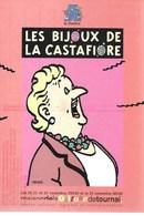 CARTE POSTALE TINTIN LES BIJOUX DE LA CASTAFIORE (32) - Postcards