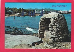 Modern Post Card Of San Antonio,Ibiza,Islas Baleares,Spain,P89. - Ibiza