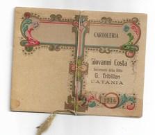 94346) CALENDARIETTO DEL 1914-CARTOLERIA-FAVOLOSO - Tamaño Pequeño : 1901-20